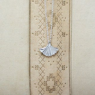 GT Ginkgo necklace