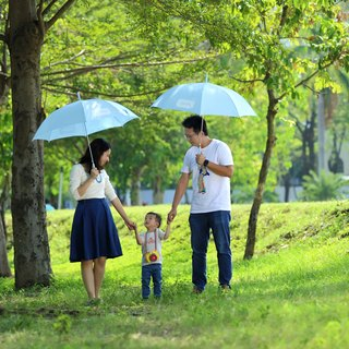 Rainbow House City Talk Umbrella - Couples offer (no delivery abroad)