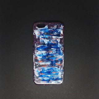 Acrylic Hand Paint Phone Case | iPhone 6/6s | Ice Fire II