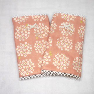 Japanese Handmade 8-layer-gauze droop sucking pads for Ergo