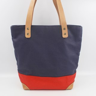 Tailor Orange Tote