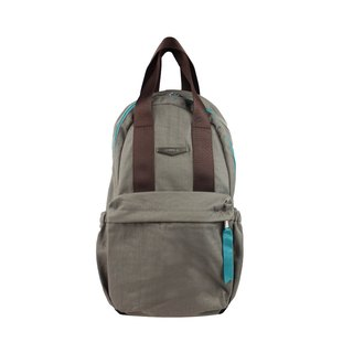 "After the gray lightweight backpack BODYSAC ""b652"""