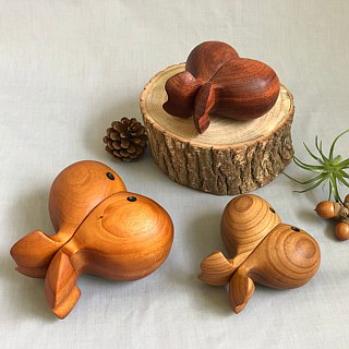 Ipad mobile phone holder business card holder wood hand made whale shape whale full of mahogany