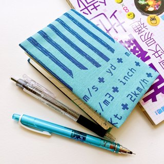 Limited cloth money math passport holder passport holder