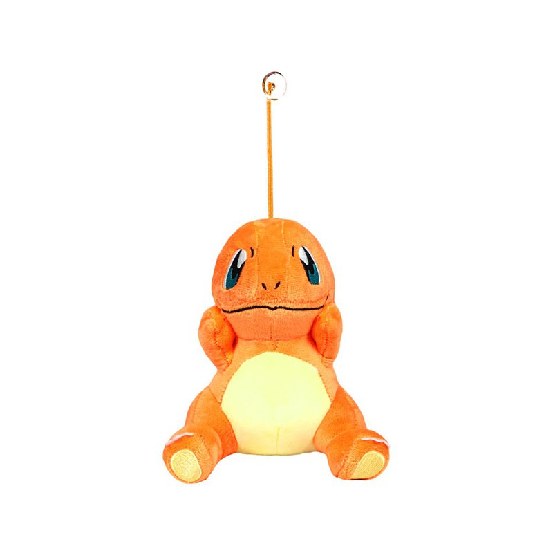 Pokemon精靈寶可夢 小火龍坐姿托臉款15CM 【PM0401020201】