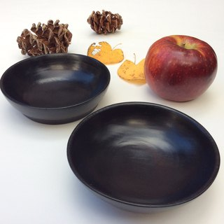 Black vessel 2 pieces set # 458