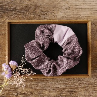 Happy hair ornament Kimono chou shou flower pattern silk
