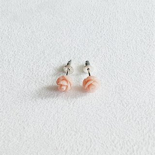 Rose・Earrings Sterling Silver