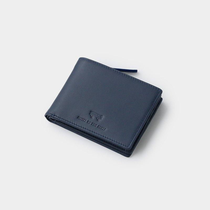 雙折錢包:海軍