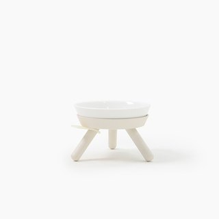 Oreo Table Dish Group - White