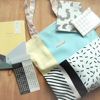 Goody Bag – Happy Happy Tote Bag