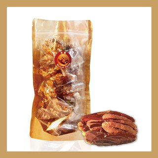 No. Family / Waters embankment walnut jujube Pecan Dates / 300g bags