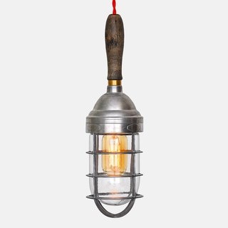 Good Form‧ Good Shape│Loft‧ Vintage‧Industrial Style‧Navigation Age‧Miner Chandelier