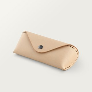 Classic Triangle Glasses Case - Original Skin Color