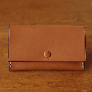 [MTO] Business Card Case / brown