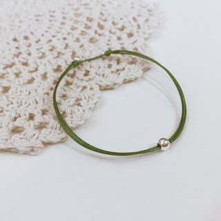 Charlene💕 traction bracelet 💕 - jewelry size only S, this page S + green forest thin line