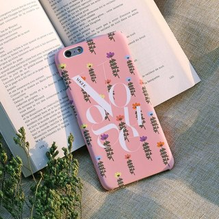iPhone6 ​​Plus / Phone Case / Hard Case / Gift / Fashion / Pink / Vogue