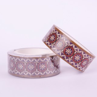Washi Tapes - Vintage Pattern