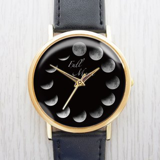 Take me to the moon - women's watch / men's watch / neutral watch / accessories [Special U Design]