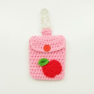 Baby safe bag / peace bag / apple