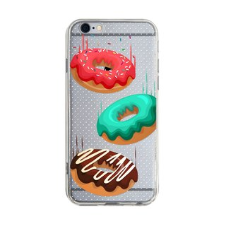 3 color donut donut Samsung S5 S6 S7 note4 note5 iPhone 5 5s 6 6s 6 plus 7 7 plus ASUS HTC m9 Sony LG G4 G5 v10 phone shell mobile phone sets phone shell phone case