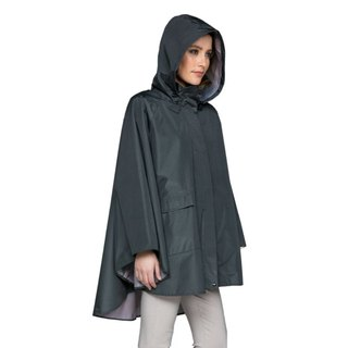 November Rain waterproof poncho - Nightstorm