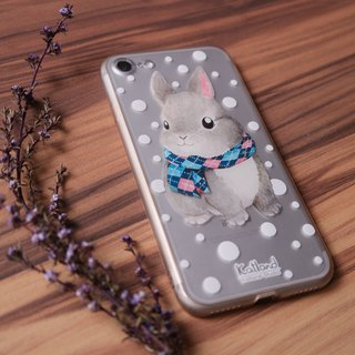 Own design - small rabbit phone shell Phone Case R01_02