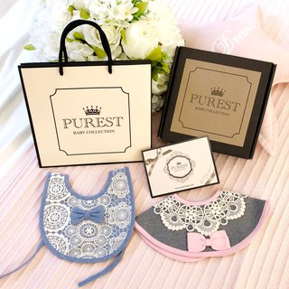 PUREST Lace Princess Princess Gift Box Set / Baby Newborn Moon / Birthday / Gifts Preferred