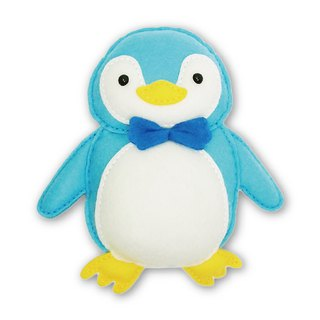 Fairy Land [Material Pack] Healing Animal Pillow - Penguin