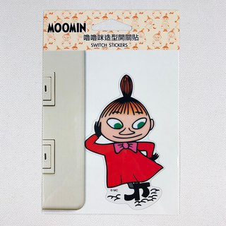 Moomin 噜噜米 authorization - modeling switch stickers (02)