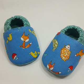 Forest Animal Baby Shoes