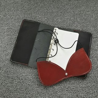 Leather hand for blush heartbeat Bikini bikini notebook notebook hand handbook