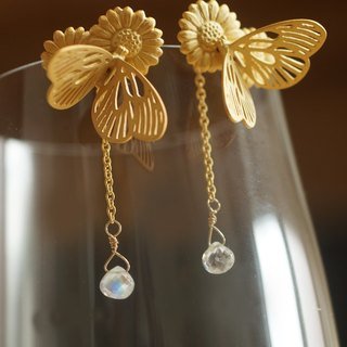 Paradis earrings (pair)