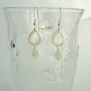 Plainite earrings