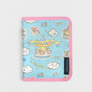 Murmur Passport Holder / Passport Holder - Little Twins Stars Gemini Carousel