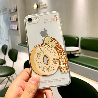 Mr. Giraffe Mobile Shell (iphone7/8) ARIPH7-OL/MG-03-1