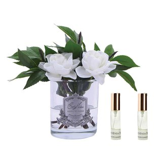 CoteNoire Fragrance Flower - Gardenia Fragrance Flower - Large
