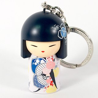 Key ring - Tsukiko confident charm [Kimmidoll and blessing doll key ring]