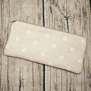 Large Zipper Pouch, Pencil Pouch, Gadget Bag, Cosmetic Bag (ZL-43)