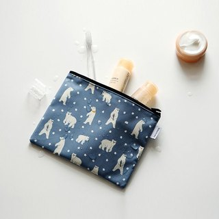Dailylike Natural waterproof cotton bag M-01 polar bear, E2D03527