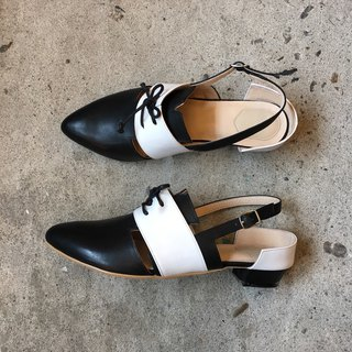 Musical Series No1 Swing  Leathe Shoes By Handmade