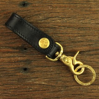 """Standard Storage""Leather Key Chain ""Standard Storage""皮革鑰匙釦(黃銅原色)"