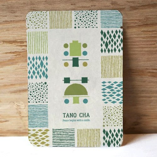 楽茶 TANOCHA|ごあいさつ茶(Designers Goencha Tea Battle)