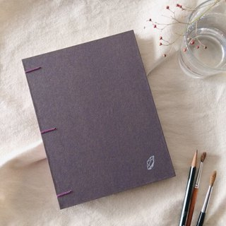Portable watercolor sketchbook | 190 pounds 32 open waterford | Amethyst
