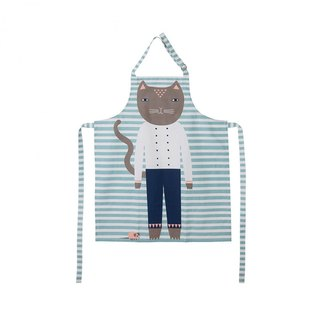 Cat Cook Apron | Donna Wilson