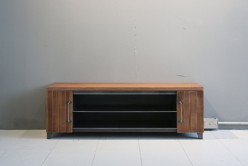 Industrial style _ TV short cabinet**provides customized service**