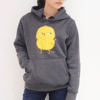 Warbie Signature pose Hoodie / winter sweater (Dark Grey)