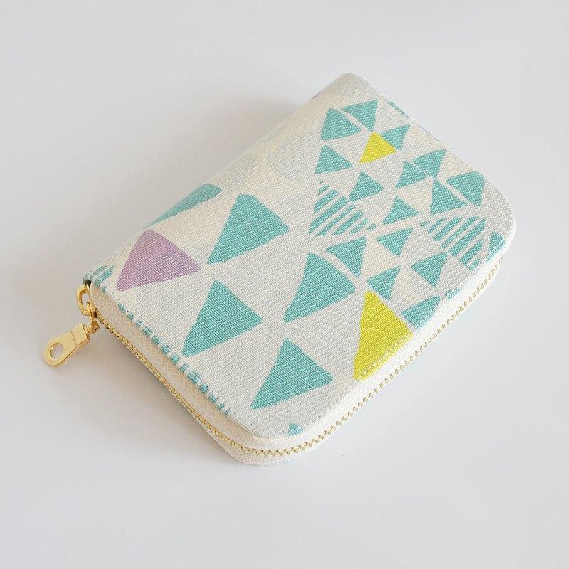 棉布短夾/錢包/禮物
