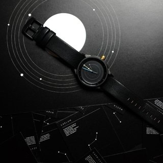 Lima Watch Astronomer Black