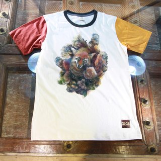 Fox: Organic Cotton T